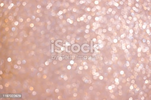 istock abstract blur beautiful elegance metallic pastel pink color background with circle bokeh light and shinning for valentine's day collection design as banner concept 1197022629