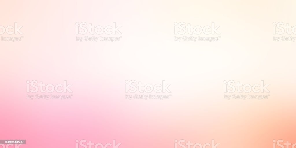 abstract blur beautiful pink and pastel color background - Foto stock royalty-free di Amore