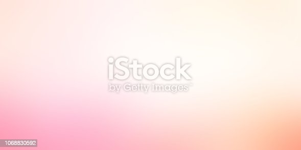 istock abstract blur beautiful pink and pastel color background 1068830592