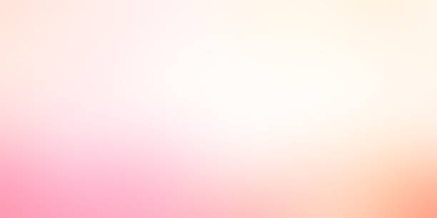 abstract blur beautiful pink and pastel color background - pastel colored stock pictures, royalty-free photos & images