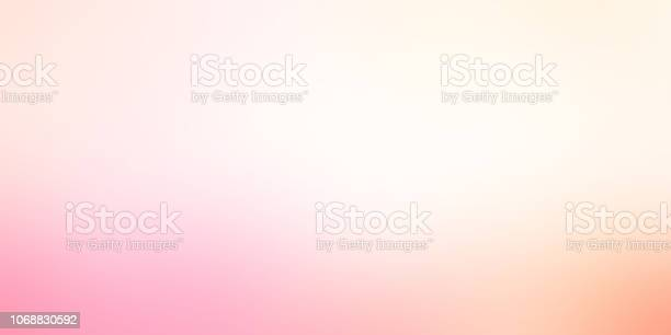 Abstract Blur Beautiful Pink And Pastel Color Background - Fotografie stock e altre immagini di Amore
