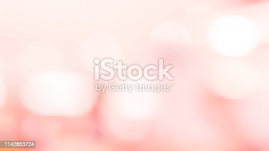 1068830592istockphoto abstract blur beautiful pink or rose gold color panoramic background with bokeh light party for merry christmas, happy new year celebrate and valentines day 14 february festive concept 1142853724