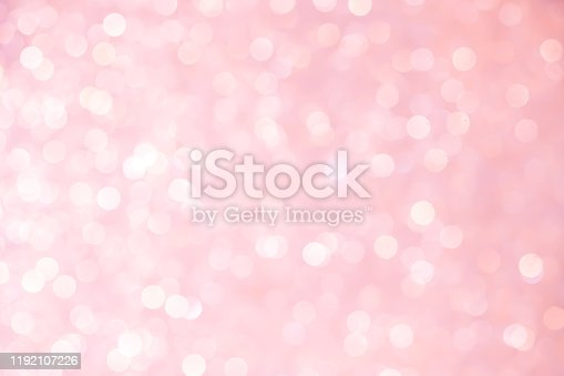 1068830592istockphoto abstract blur beautiful soft bright pale pastel pink color background with circle bokeh light and shinning for christmas festival and valentine's day collection design as banner concept 1192107226
