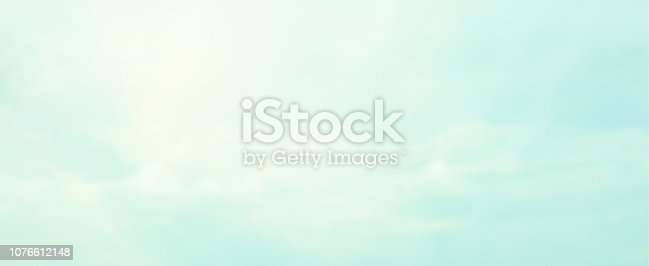 524700656 istock photo abstract blur beauty morning sunrise skyline and cloud scene with vintage color in panoramic background design as banner, ads and presentation concept 1076612148
