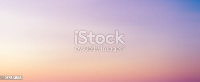 istock abstract blur beauty skyline scene with pastel multi color background and bright light effect for design as banner, ads and presentation concept 1067813836