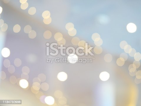 847752786istockphoto Abstract blur exposure of white silver color background with bokeh light 1134732656
