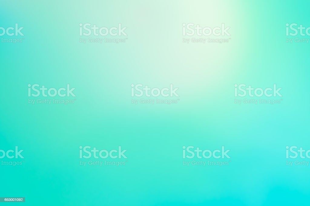 Abstract Blur Light Gradient Blue And Green Soft Pastel Color - Light-pastel-blue-coloring-page