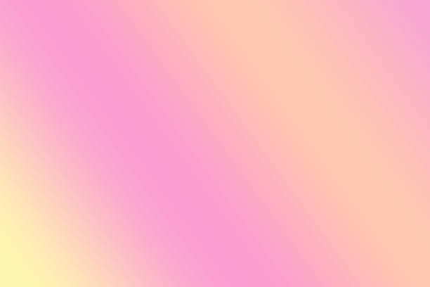Abstract Blur Light Gradient Pink Soft Pastel Color Wallpaper Background Stock Photo Download Image Now Istock