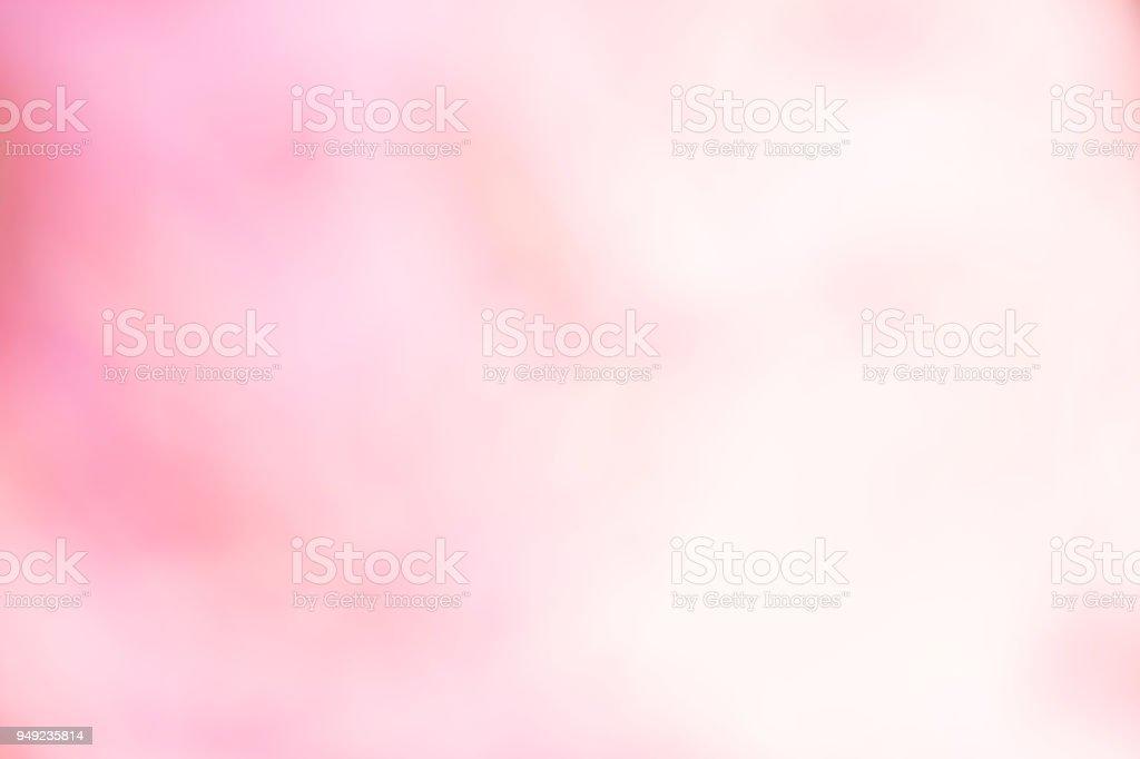 Behang Kleur Eucalyptus : Abstract licht roze zachte pastel kleur voor de kleurovergang