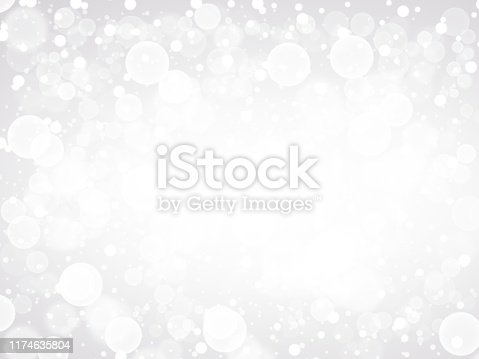 1060912842istockphoto abstract blur light soft white and gray silver beautiful glowing blinking bokeh and snowfall and star on colorful background for merry Christmas and happy new year design banner and presentation concept 1174635804