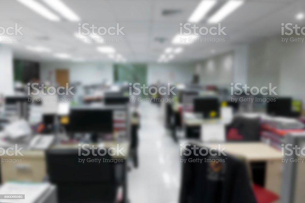 Abstrakt Mit Bokeh Hintergrund Verwischen Buro Stockfoto Und Mehr Bilder Von Abstrakt Istock