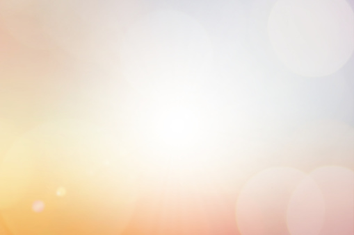 istock abstract blur orange and yellow color tone background with glowing sparkle light and bokeh for design element as presentation,banner,ads concept 1060839456