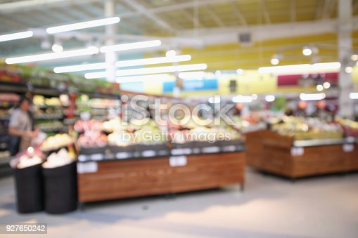 istock abstract blur organic fresh fruits and vegetable on grocery shelves in supermarket store defocused bokeh light background 927650242