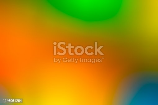 istock Abstract blur rainbow gradient background 1146061264