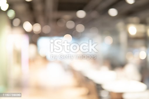 1019217082 istock photo Abstract blur shopping mall background 1150739099