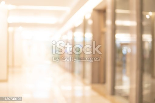 1019217082 istock photo Abstract blur shopping mall background 1150739104