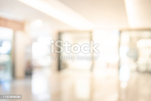1019217082 istock photo Abstract blur shopping mall background 1152958090