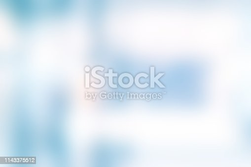 1050778746 istock photo abstract blur soft focus inside interior of modern cleaning workplace in blue color background with shine light for design 1143375512