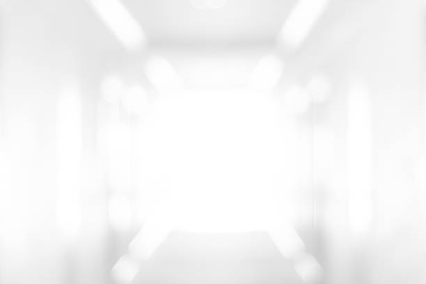 abstract blur white room background - midsection stock pictures, royalty-free photos & images