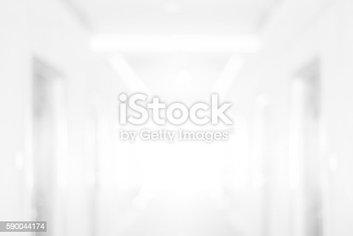 1040250650 istock photo Abstract blur white room background 590044174