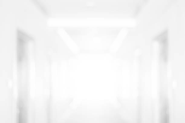 abstract blur white room background - hospital studio bildbanksfoton och bilder