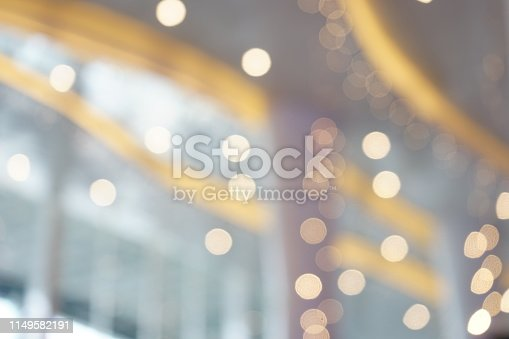 1019217082 istock photo Abstract blurred  airport hallway background 1149582191