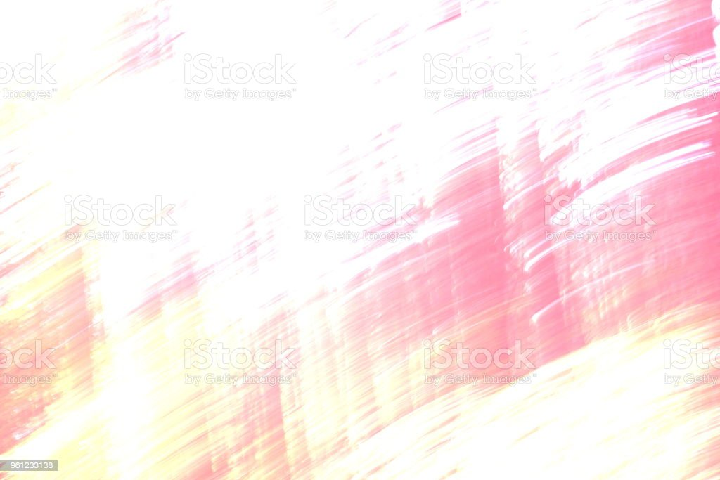 Abstract Blurred Background With Elements Of Red And White Colors Royalty Free Stock Photo