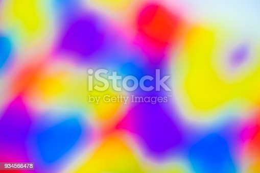 istock abstract blurred colorful background. 934566478