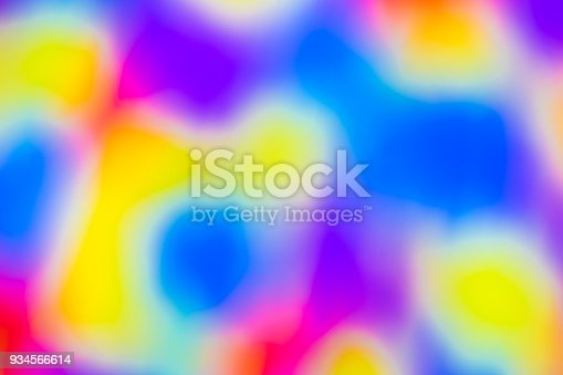 istock abstract blurred colorful background. 934566614