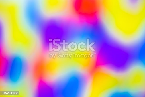 istock abstract blurred colorful background. 934566668