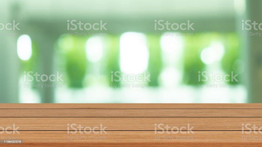 árbol De Vegetación Borrosa Abstracta En La Vista Exterior