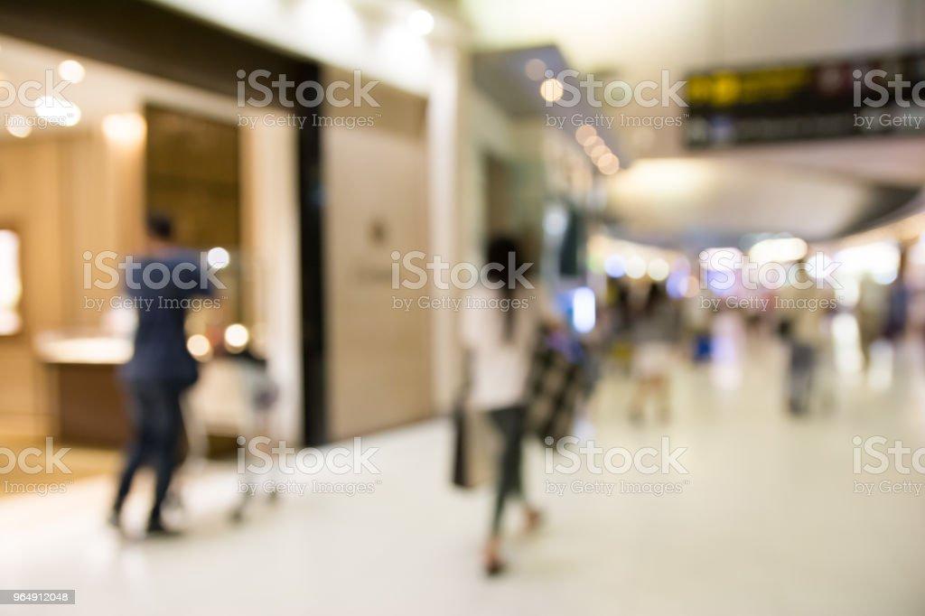 抽象模糊的旅程。 - 免版稅乘客圖庫照片