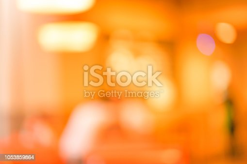 istock abstract blurred lantern with candle bokeh light at halloween night party darkness background for design concept 1053859864