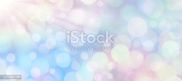 524700656 istock photo Abstract Blurred Pastel Spring Summer Sky Background 1217957730