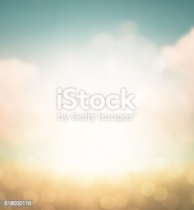 istock Abstract blurred texture of paper background 518000110