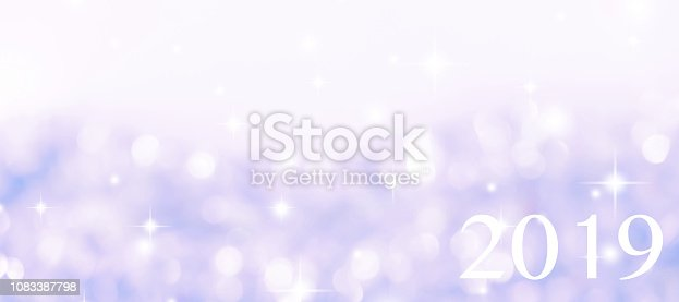 505891506 istock photo abstract blurred violet gradient color panoramic background bokeh and blink light effect for happy new year 2019 festival design and element  concept 1083387798