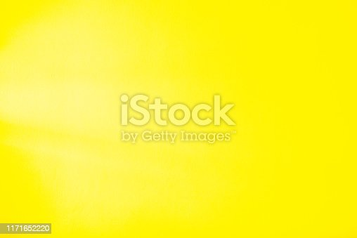 abstract blurred yellow colors background for design , concrete yellow