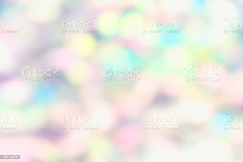 Abstract blurry background of abalone shell, haliotis stock photo