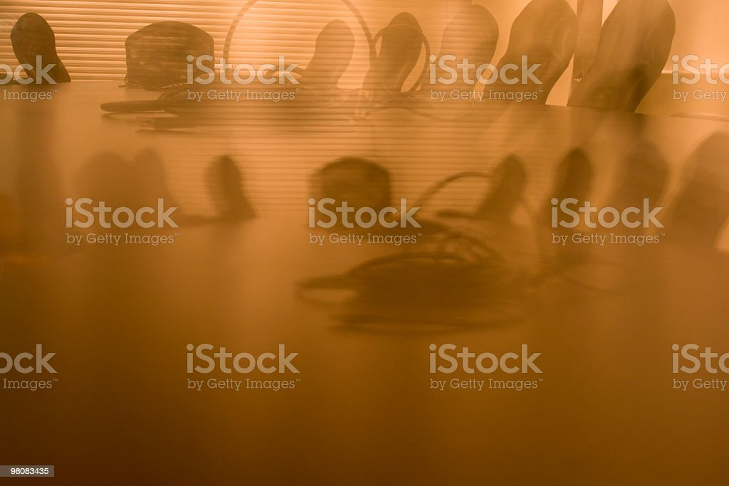 Abstract Boardroom royalty-free stock photo
