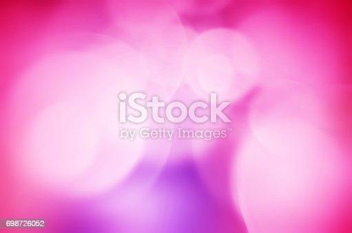 istock Abstract bokeh background 698726052