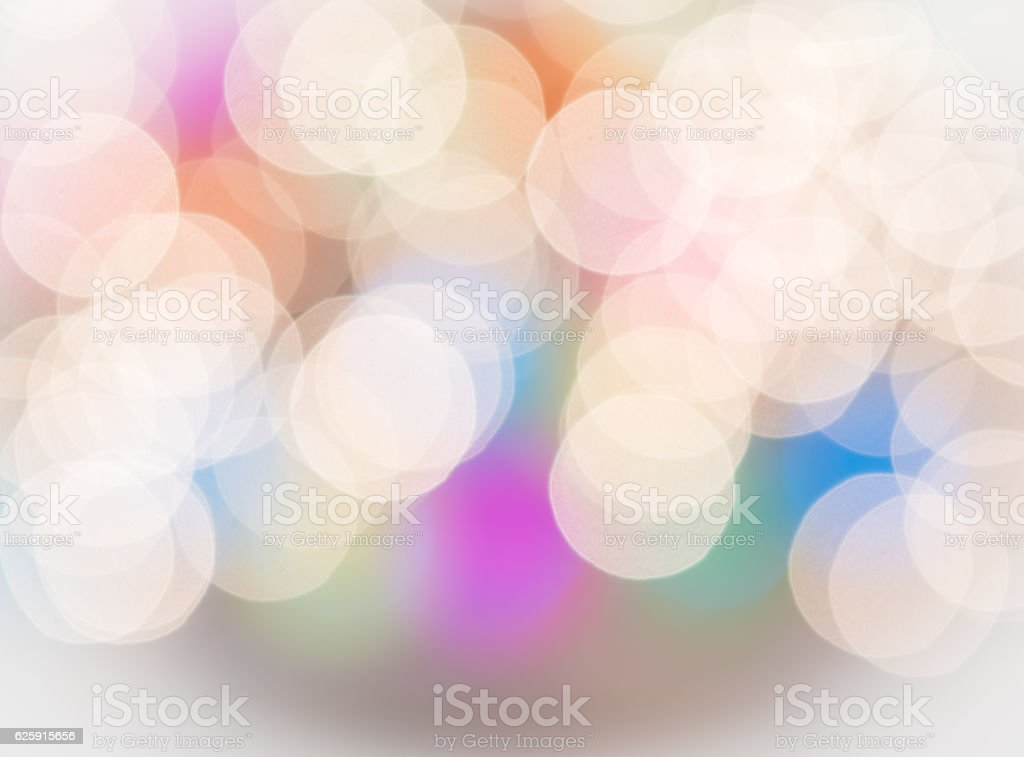Abstract bokeh blurred color light can use background – Foto
