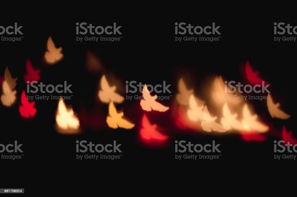 abstract bokeh colorful background stock photo