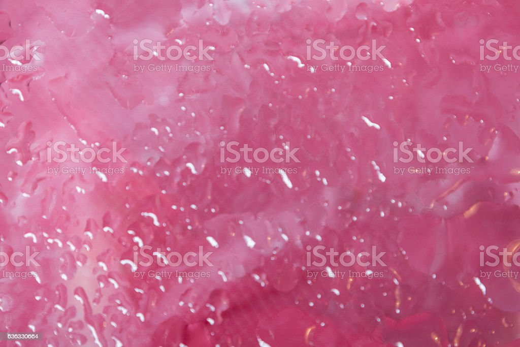 Abstract bokeh light and water background. Beautiful bokeh backg stock photo