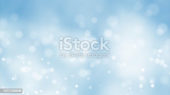 istock Abstract Bokeh Lights With Colorful Background 1022269938