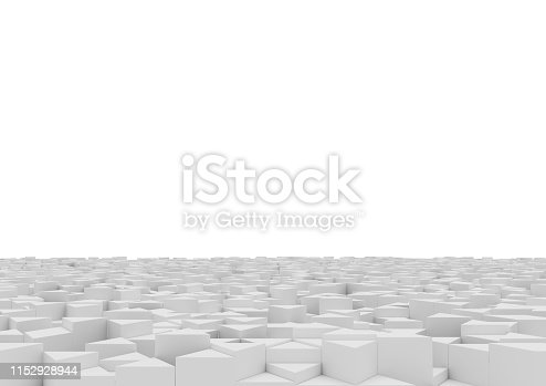 istock abstract box background. 1152928944