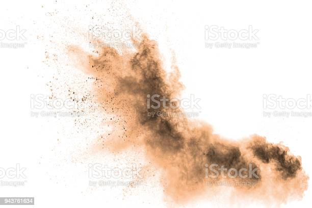 Abstract brown colored sand splash on white background color dust on picture id943761634?b=1&k=6&m=943761634&s=612x612&h=lr14szfu0yz8hkeohmfjbwjepw8geybfmju9ycwfm3s=