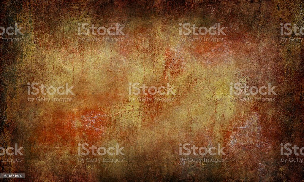 Abstract Brown Yellow Gradient Background photo libre de droits