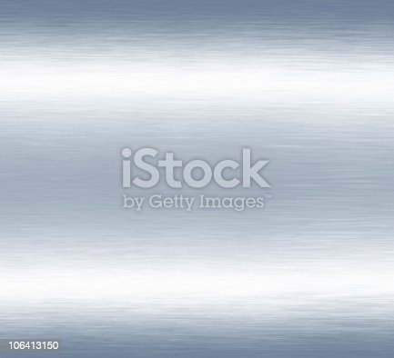 istock Abstract brushed metal background. 106413150