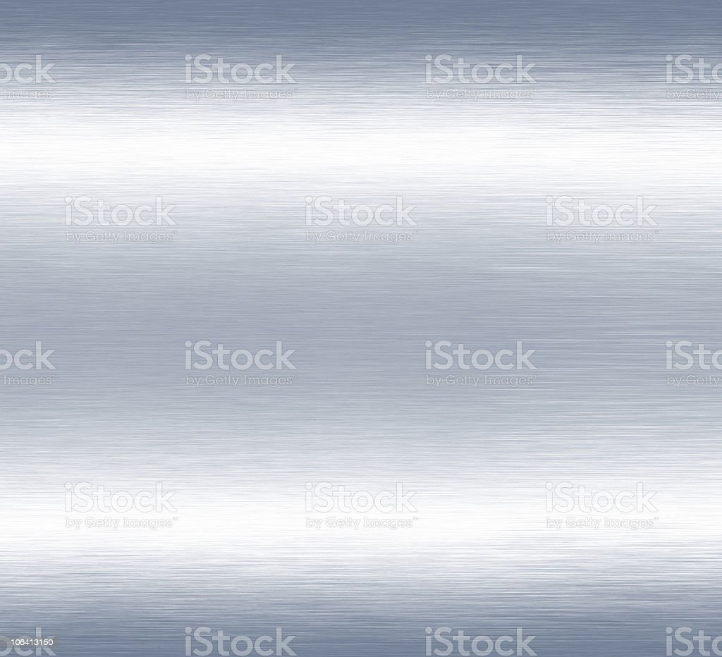 Abstract brushed metal background. stock photo
