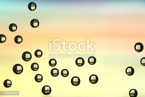 istock Abstract Bubbles 173840442